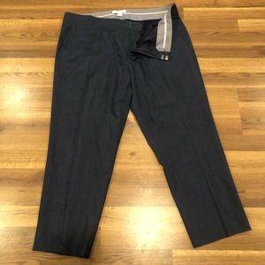 Banana republic wool pants logan fit, 16 Short